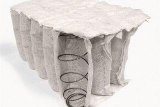 Colchón de muelles ensacados