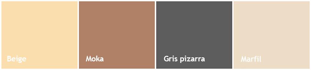 Paleta color tranquilidad 2021